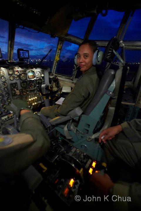 CO-Pilot c-130
