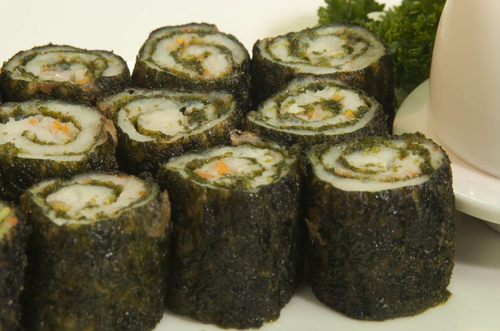 Fish Nori Roll