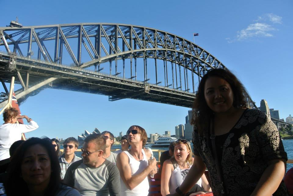 My second time in Sydney, Australia in 2013