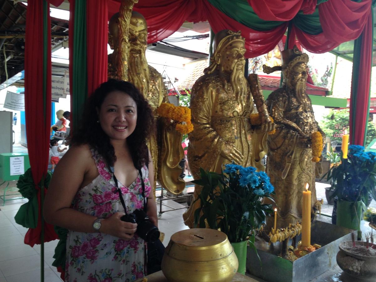 Discovering Bangkok