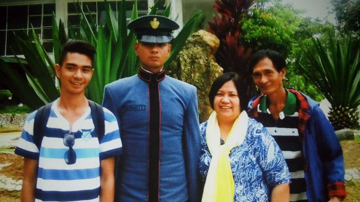 Former PMA cadet shares his journey to becoming a warrior of God