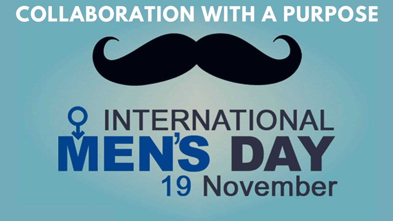 International Mens Day is annually held on November 19 to improve gender relations and promote unity